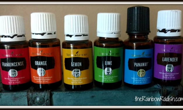 Essential Oil Basics