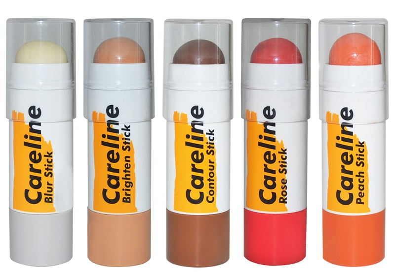 Easy Makeup Tricks To Try With Careline Multi Sticks
