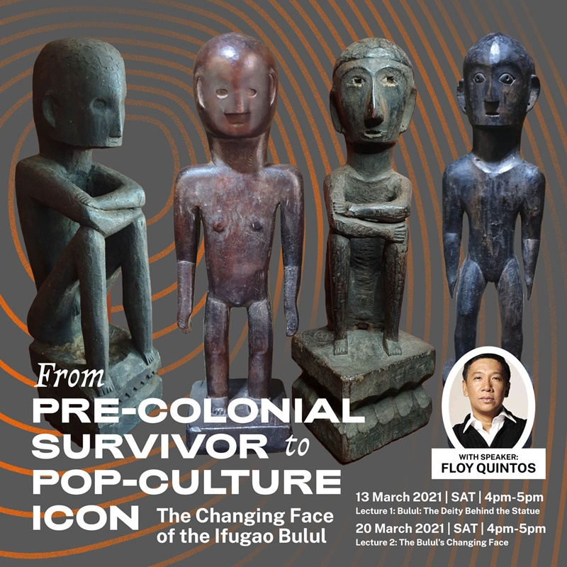 From Pre-Colonial Survivor To Pop Culture Icon: The Changing Face Of The Ifugao Bulul