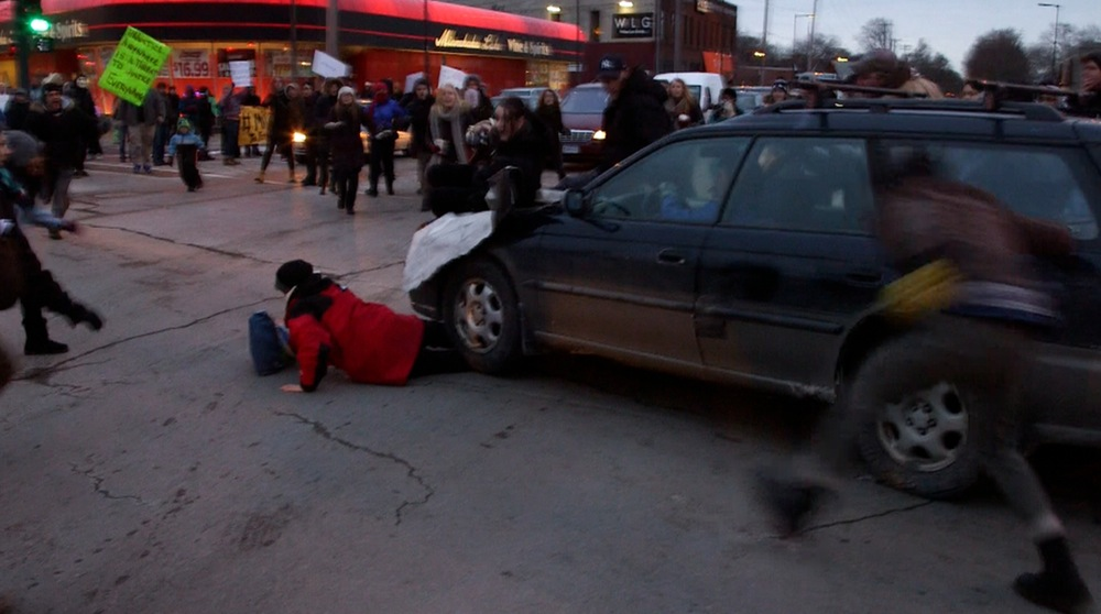 Second State Moves to Protect People Who Run Over Violent Protesters with Their Car