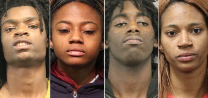Urban Survival Syndrome Defense for 4 Black Chicago Teens