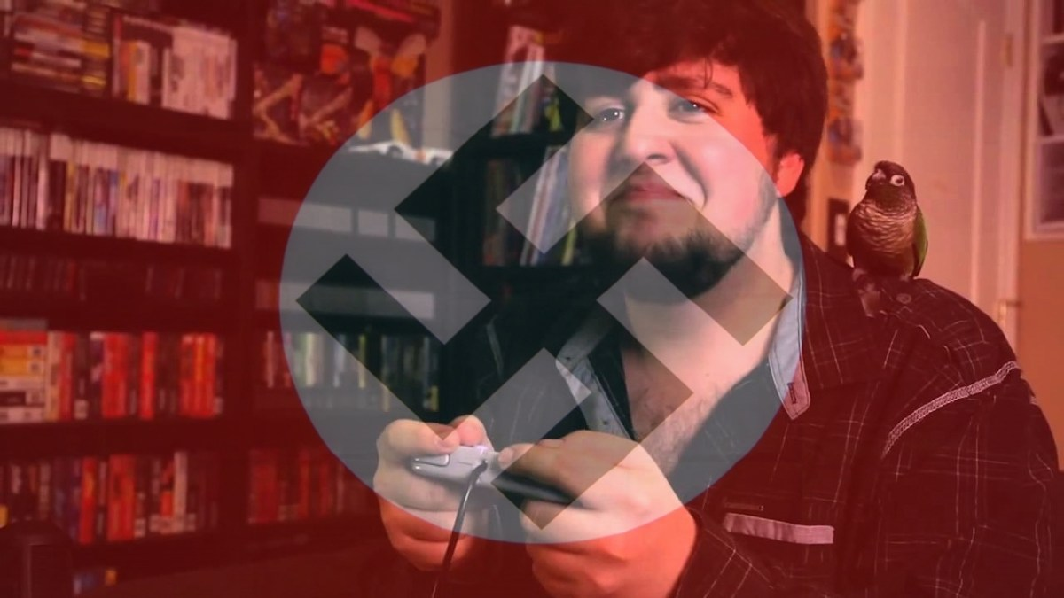 JonTron Responds to the Media Campaign That's Tried to Label Him as Some Sort of Nazi