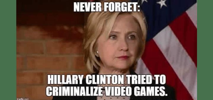 Hillary gamer cover