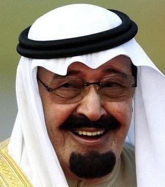King Abdullah 1924-2015