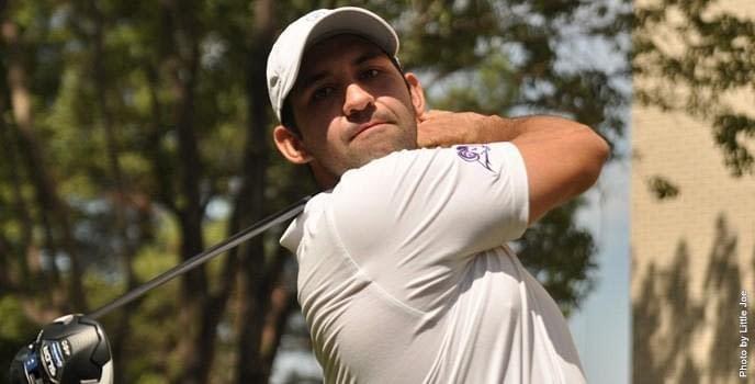 Rolz continues winning ways for golf team