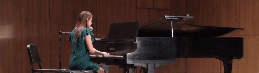 Sigma Alpha Iota – Beta Kappa chapter recital