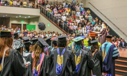 Over 100 Wesleyan students graduate