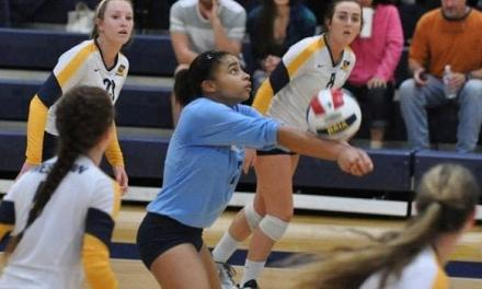 Volleyball team wraps up exciting season