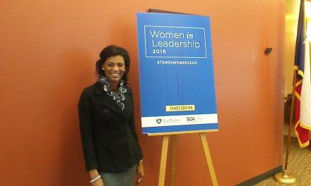 Women find leadership forum inspirational