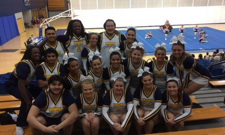 Cheerleaders Return to Nationals
