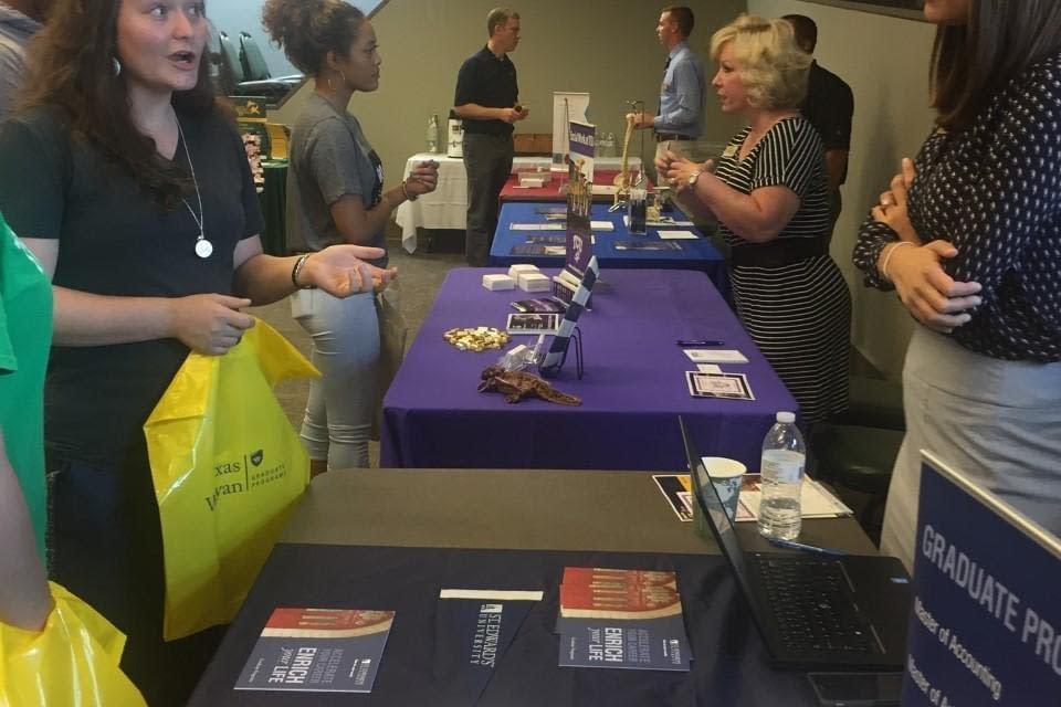 Career Services host Grad Fair