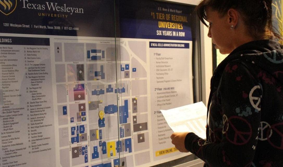 Wesleyan registration is a frustration