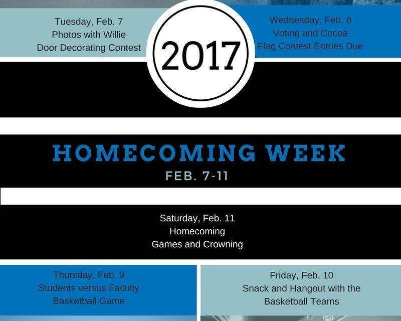 Homecoming week arrives