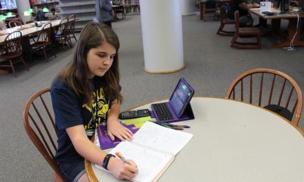 Home-schoolers adjust to college