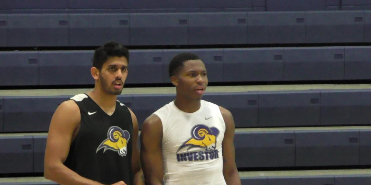 Rams look to settle with Evangels Tuesday at Sid-Richardson Center