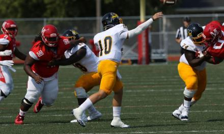 Rams face SAGU in season's first conference game
