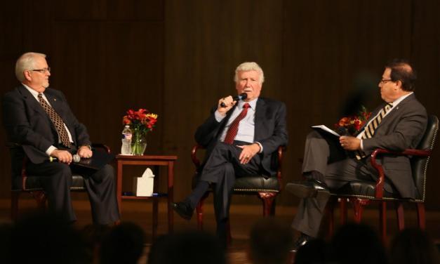 Dorman honored at Texas Wesleyan