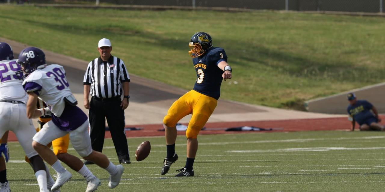 Rams gear up for homecoming game against Bacone College