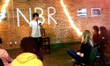 Naked But Real addresses serious topics with music and poetry
