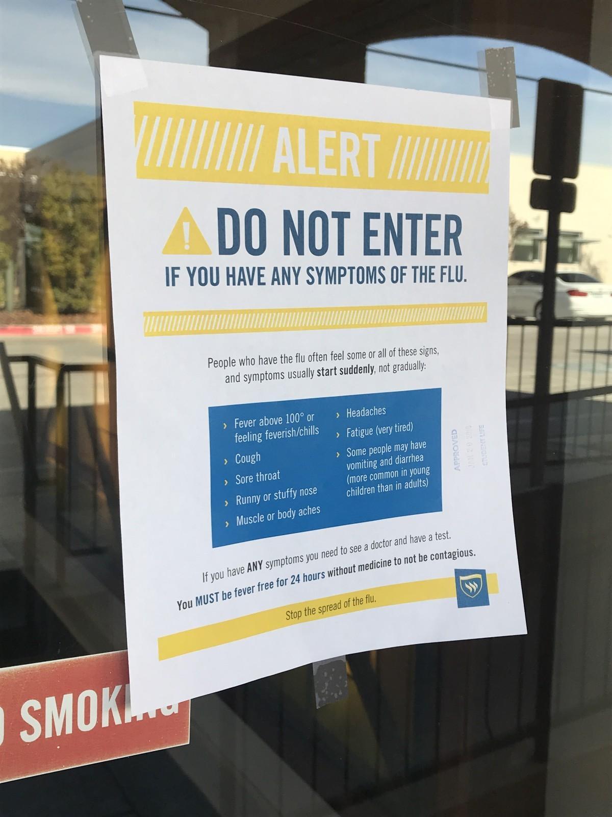 Texas Wesleyan hit hard by flu epidemic – The Rambler
