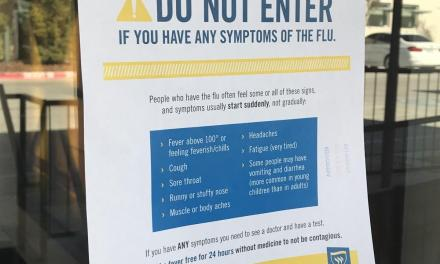 Texas Wesleyan hit hard by flu epidemic