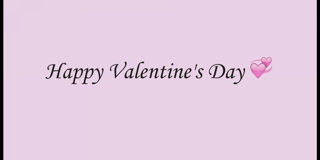How Rams Celebrate Valentine's Day