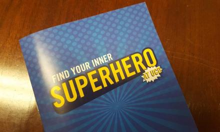 UCD keynote speakers to encourage students to be their own superhero