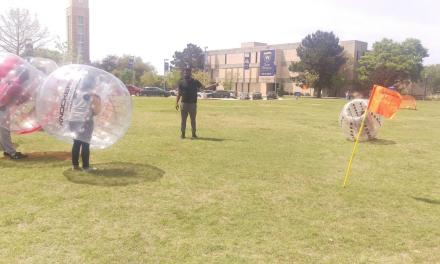 PAC, SGA host activities on the mall