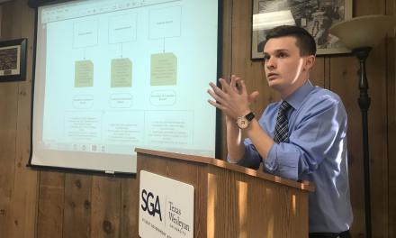 SGA vice president resigns