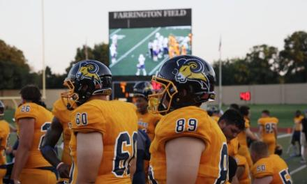 Rams gearing up to face Javelinas in first away game