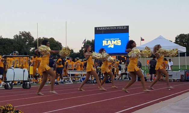 Rams fall to Kansas Wesleyan in their first night game
