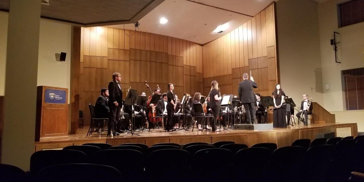 Wind Ensemble Concert wows crowd