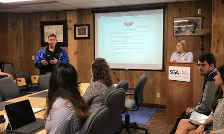 SGA votes to put recycling container on campus