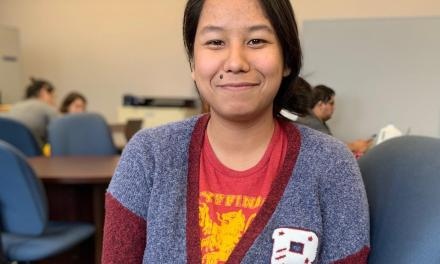 Student tutors talk about their experience working at ASC