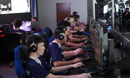 Esports team ends with top 10 finish