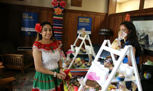 Wesleyan celebrates Cinco De Mayo