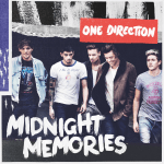 "One Direction's ""Midnight Memories"" was just released earlier this month."