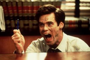 LIAR LIAR, Jim Carrey, 1997