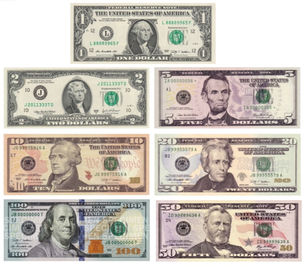 Treasury Secretary Announces Currency Redesign The Rambler