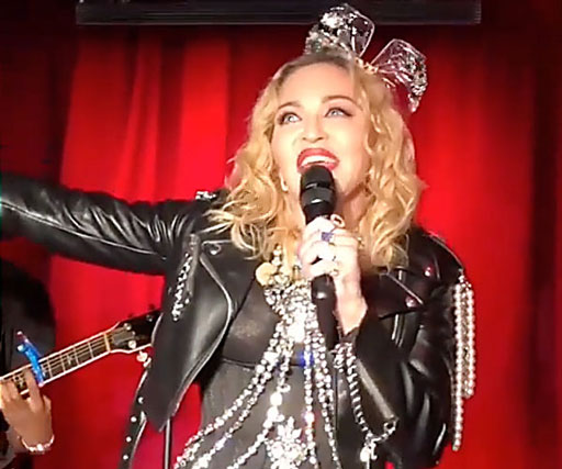 NYC Pride, organizers of WorldPride NYC 2019/Stonewall 50, announced today that Madonna will make an appearance, and is expected to perform a few songs, at Pride Island on Sunday, June 30, 2019.