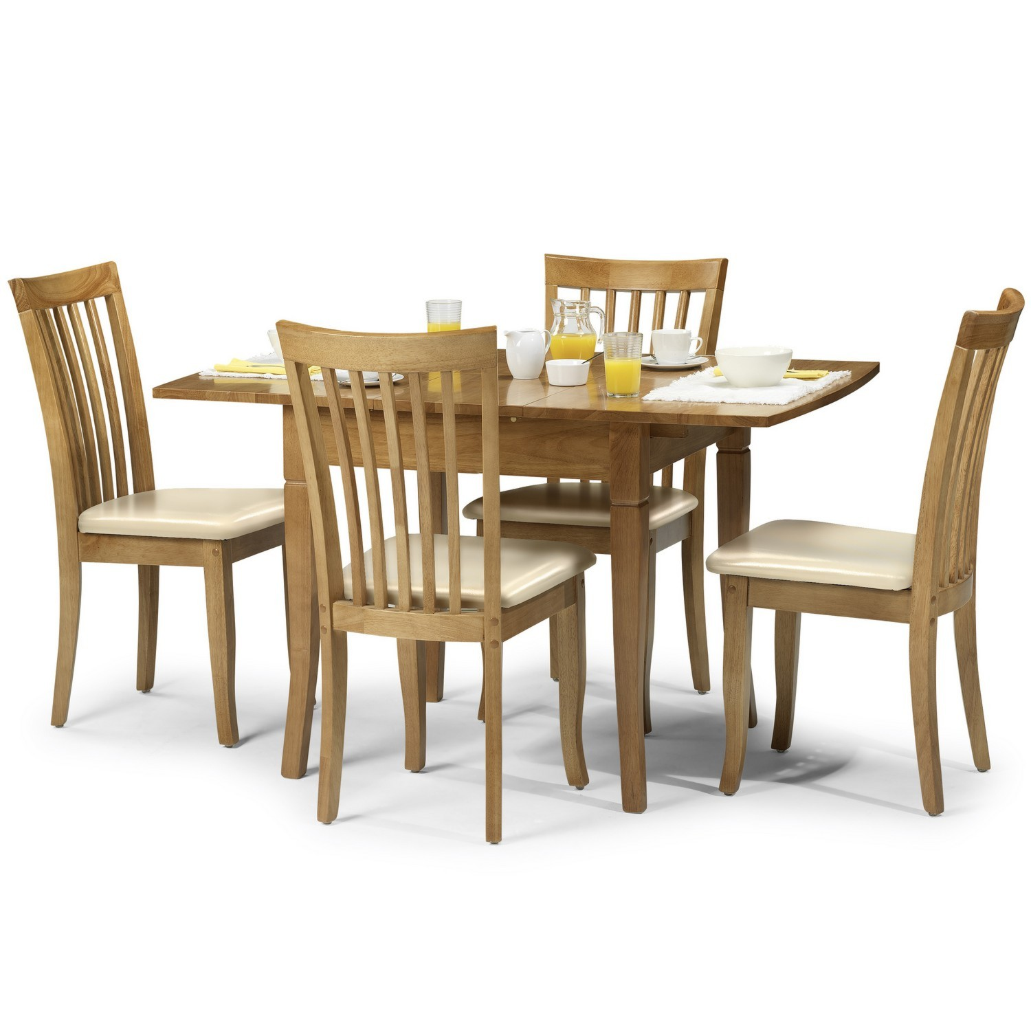 Dining Room Chairs Set Of 4 Newbury Dining Table And 4 Chairs Set