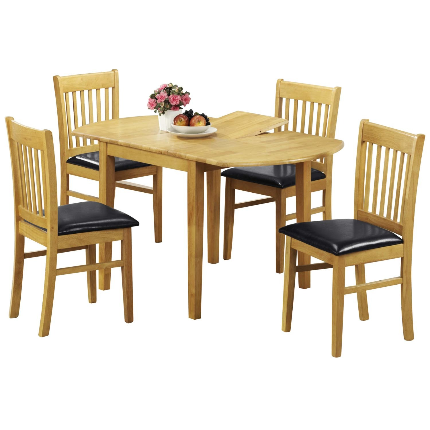 Dining Room Chairs Set Of 4 Sussex Dining Table And Four Chairs Set