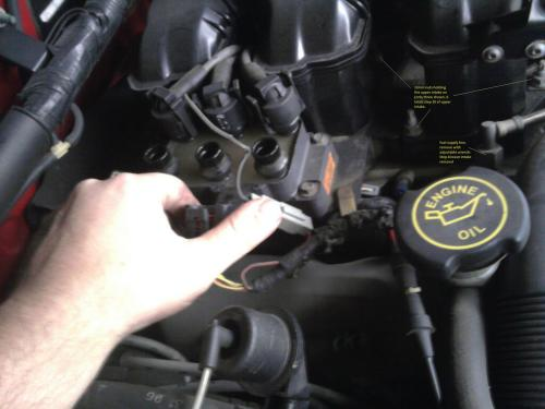 2007 Acura Mdx Wiring Harness How To Replace Valve Cover Gaskets Fuel Rail Gaskets