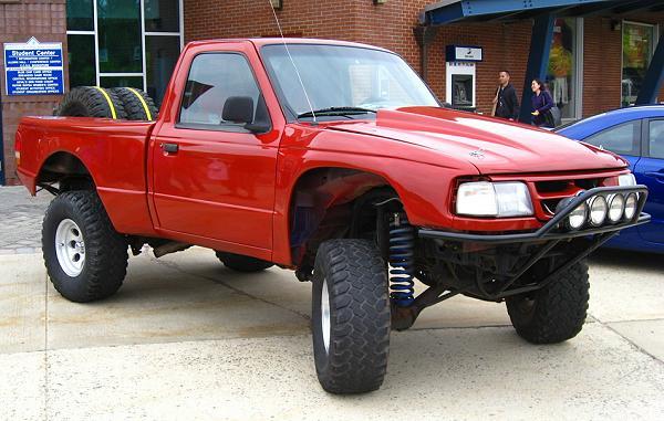 1994 Ford Ranger Suspension Parts