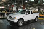The last North American Ranger to roll off the assembly limne