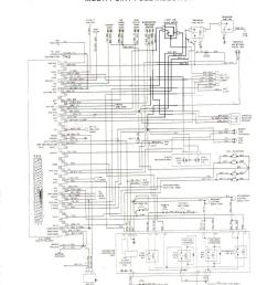 1987 1988 thunderbrid turbo coupe wiring diagram ford  [ 1236 x 1556 Pixel ]