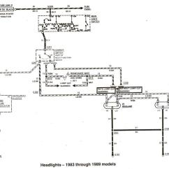 Lamp Wiring Diagram Where Is My Liver Located Ford Ranger By Color 1983 1991 Click Here For