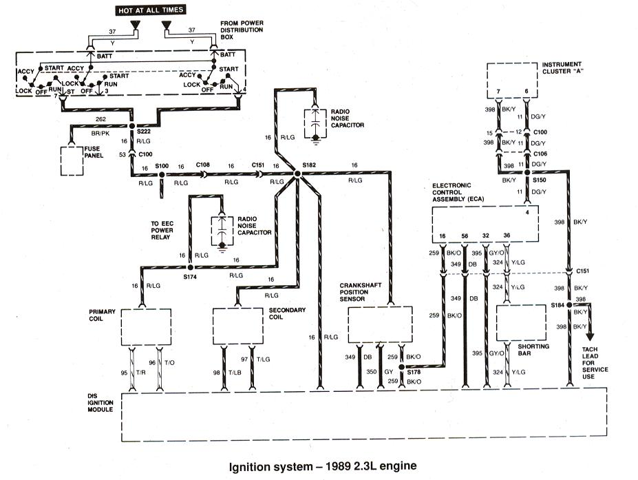 1994 Ford F700 Wiring Diagram Ford Ranger Amp Bronco Ii Electrical Diagrams At The Ranger