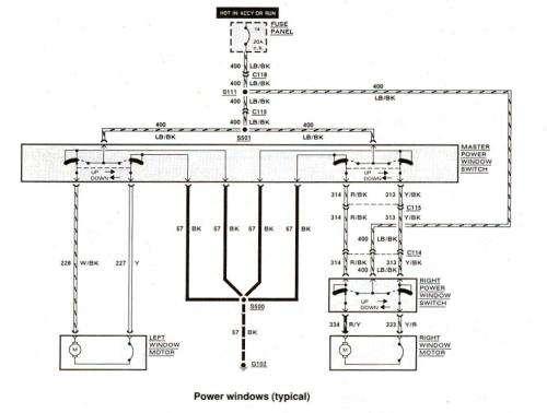small resolution of ford ranger wiring by color 1983 1991 click here for diagram