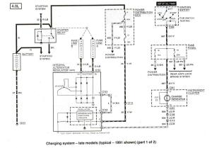 Ford Ranger & Bronco II Electrical Diagrams at The Ranger